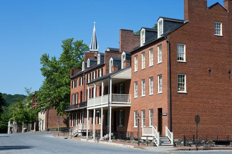 Harper's Ferry National Historic Site Virginia