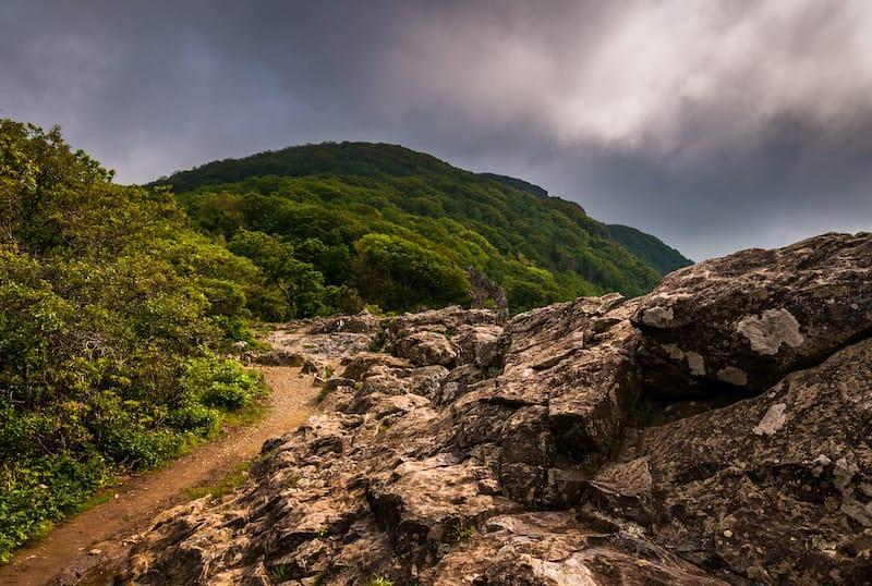 VA National Parks: Appalachian Trail Virginia