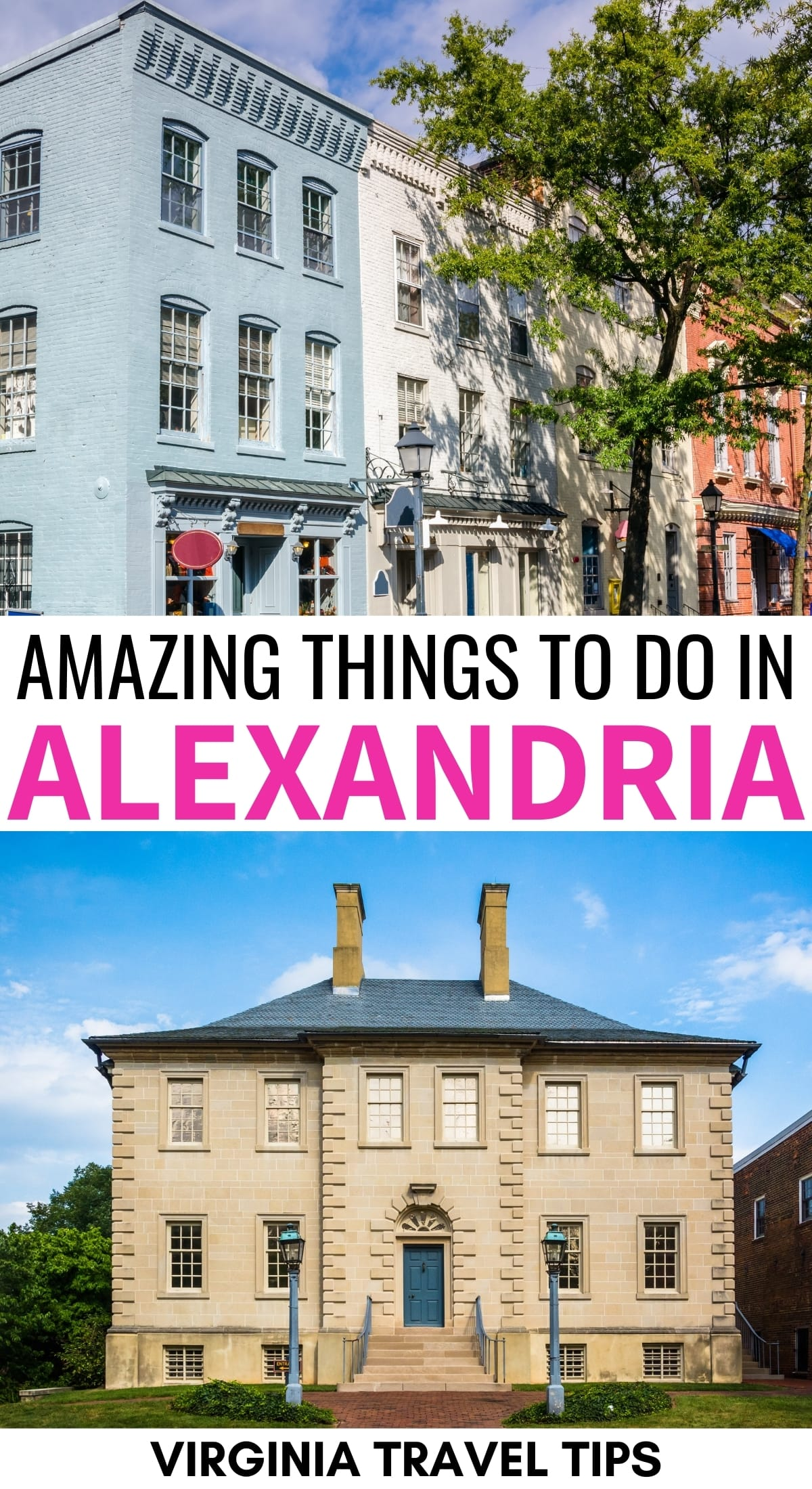 15 Best Things to Do in Alexandria for First-Time Visitors: Are you looking for awesome things to do in Alexandria, VA? This guide will give you the best of what to do in Alexandria from historical sights to restaurants and more! | Visit Alexandria | Visit Virginia | Travel to Alexandria | Travel to Washington DC | Northern Virginia | Alexandria history | Mt Vernon | Alexandria sightseeing | Alexandria attractions