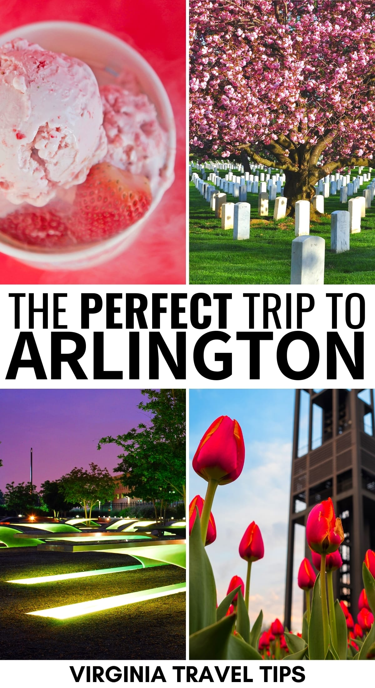 If you're planning a trip to Northern Virginia- here are the best things to do in Arlington, VA. It includes the famous sights like the Pentagon, Arlington National Cemetery, and more. | Things to do in Virginia | What to do in Arlington | Arlington Sightseeing | Arlington Landmarks | NOVA | Arlington Itinerary | Places to visit in Virginia