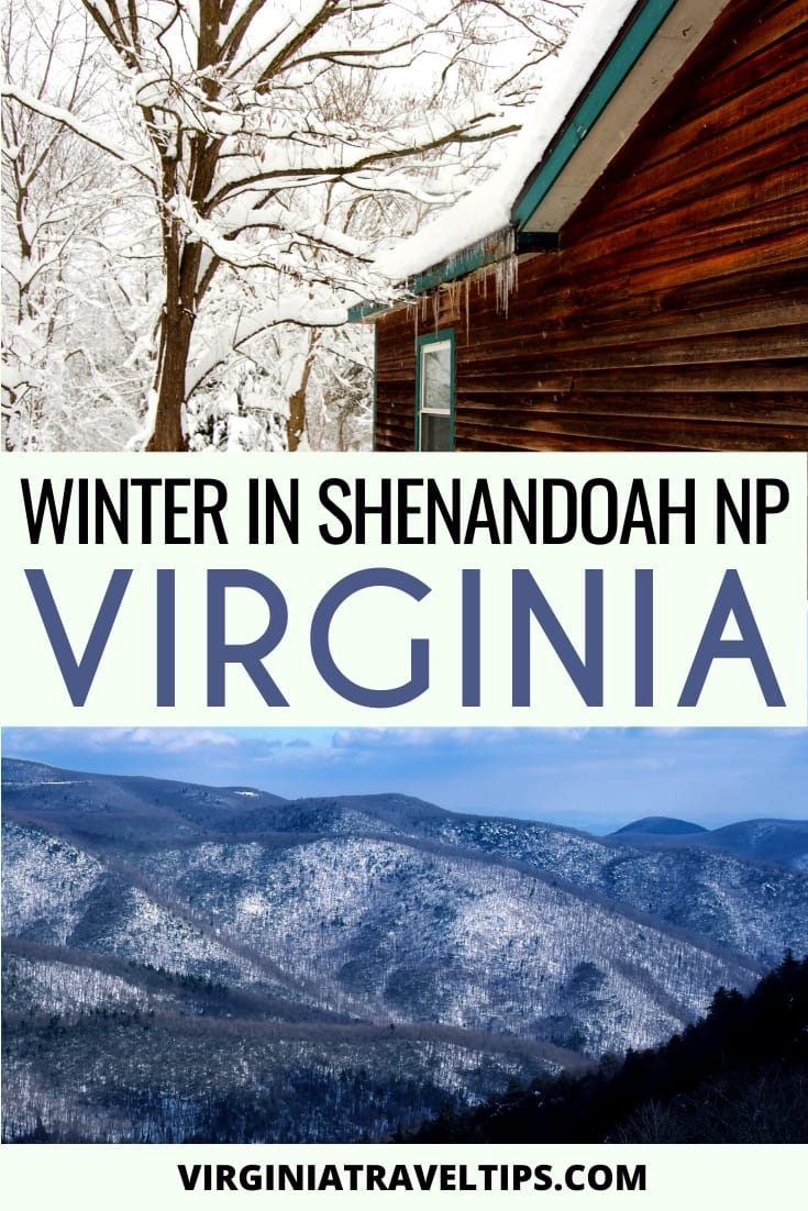 Shenandoah National Park in Winter: Is it worth it? | Places in Virginia | #shenandoah #nps #virginia #skylinedrive | Things to do in Virginia | Virginia Itinerary | Places to visit in VA | Places in Virginia | Virginia parks | Virginia wildlife | Skyline drive | Virginia winter | Virginia historical places | Virginia nature | Virginia national parks | What to do in Virginia | Virginia tourism | Virginia travel | Visit VA | USA national parks | shenandoah winter | luray caverns | virginia wine