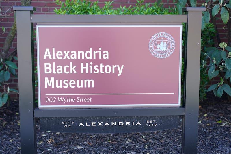 Alexandria Black History Museum in Virginia