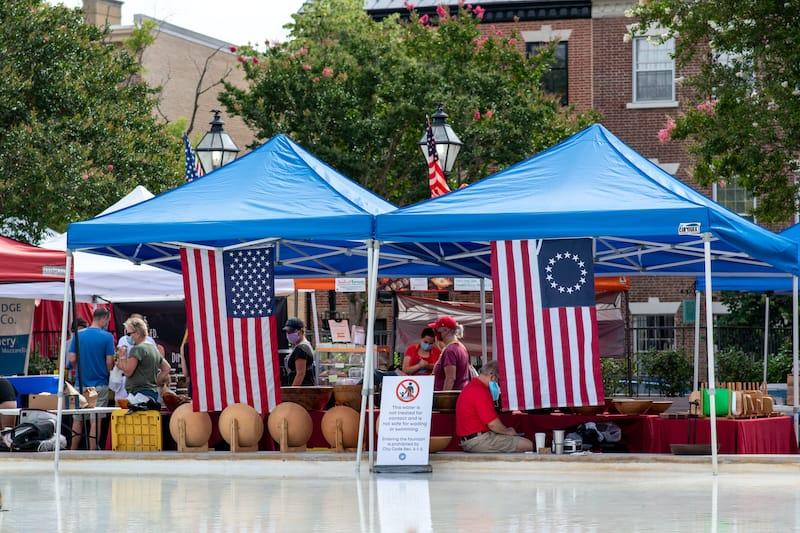 Farmer's Market Alexandria VA