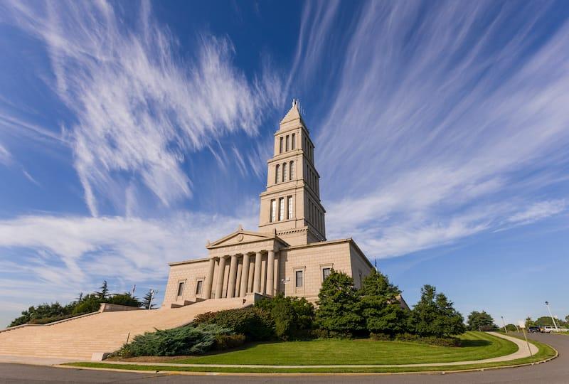 George Washington Masonic National Memorial in Alexandria