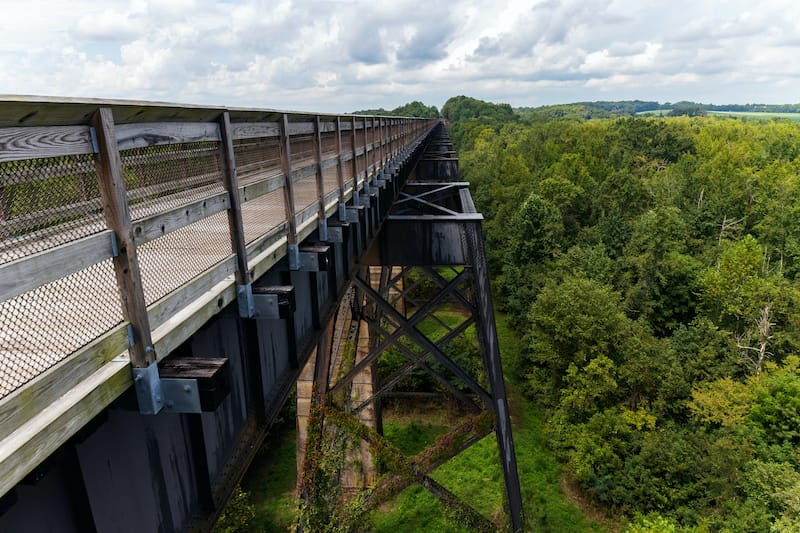High Bridge Trail in Virginia copy