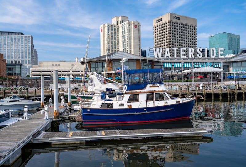 Norfolk Virginia (Day trips from Richmond)