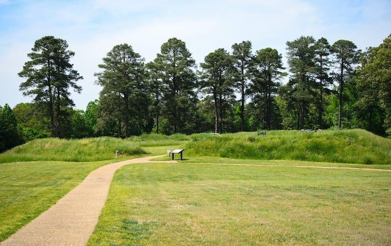 Petersburg National Battlefield - Richmond day trip