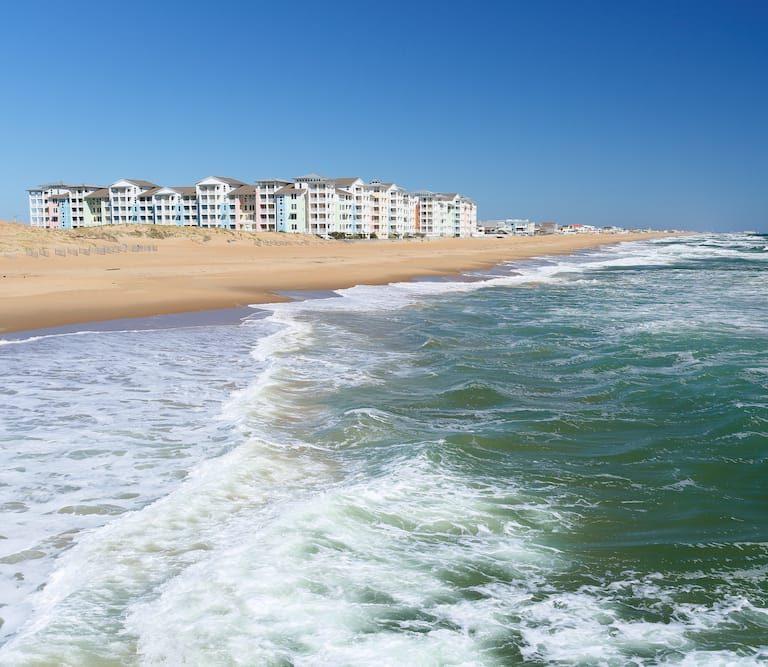 Sandbridge Virginia - Beaches in Virginia 2