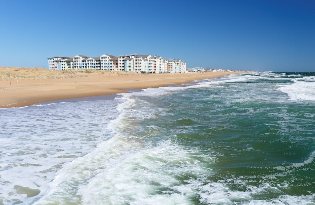 Sandbridge Virginia - Beaches in Virginia 2