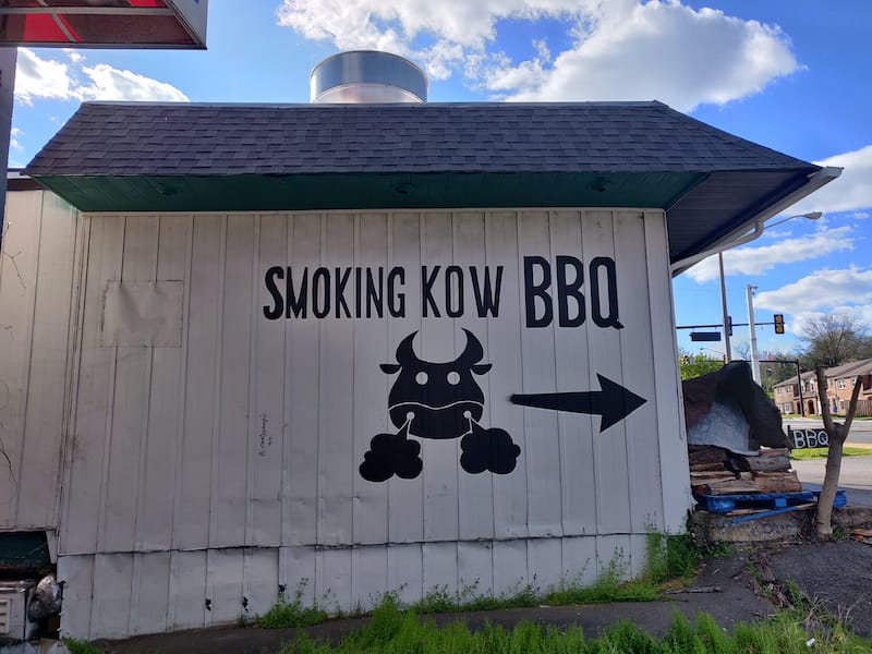 Smoking Kow BBQ in Alexandria VA