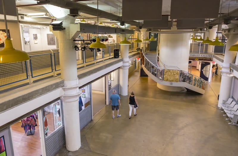 Torpedo Factory Art Center in Alexandria VA
