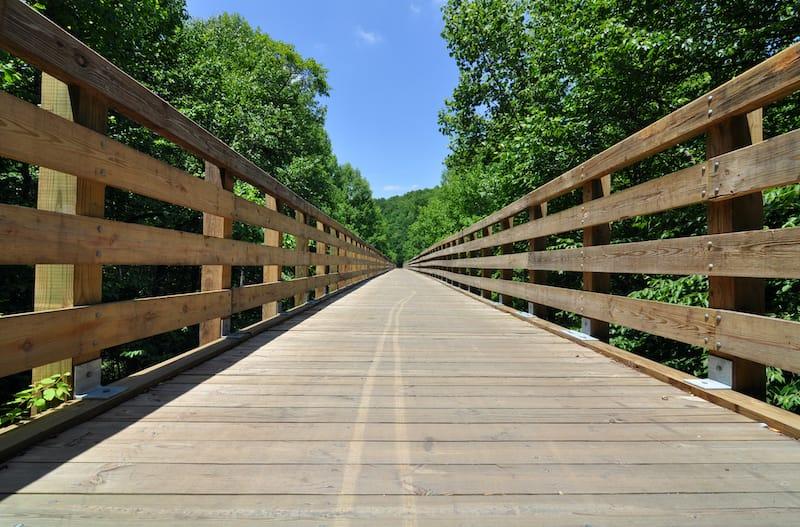 Virginia creeper trail copy