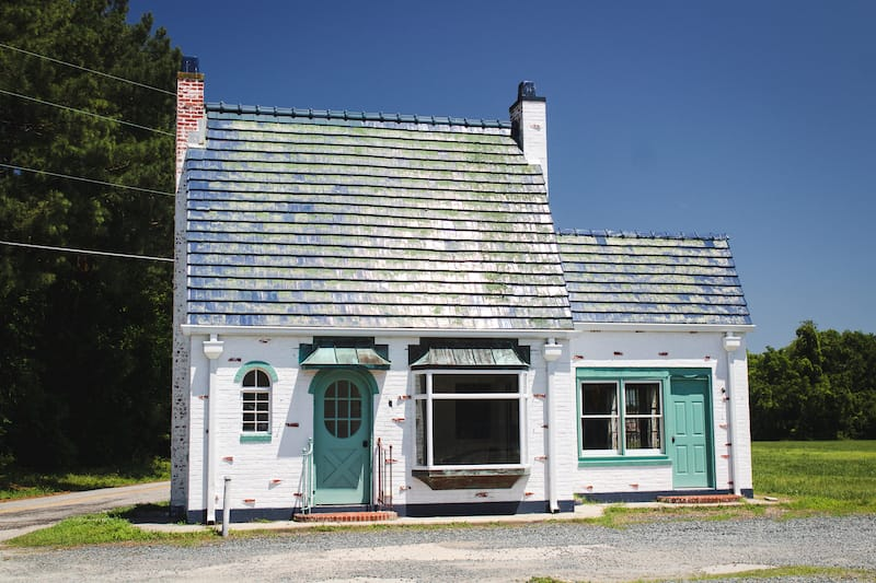 Eastern Shore Virginia building