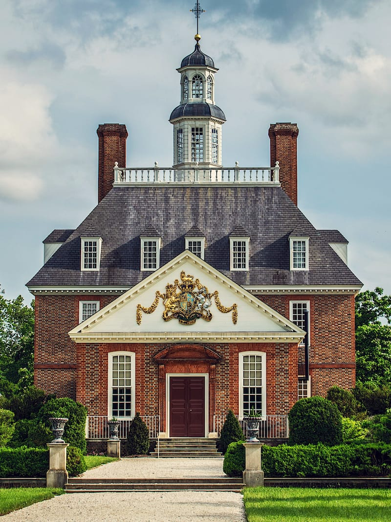 Williamsburg-Virginia-day-trips-from-Richmond