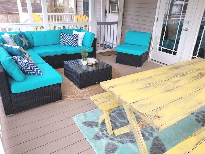 Airbnb rentals in Chincoteague VA