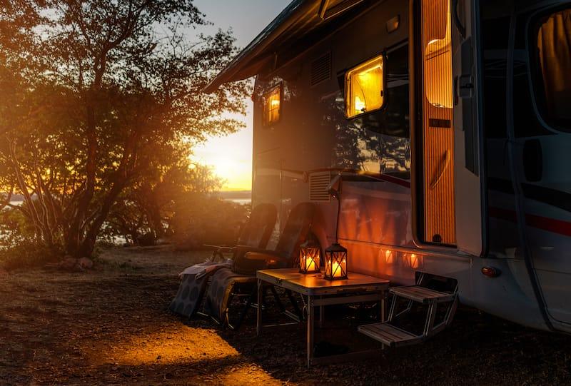 Best campgrounds near Nashville TN