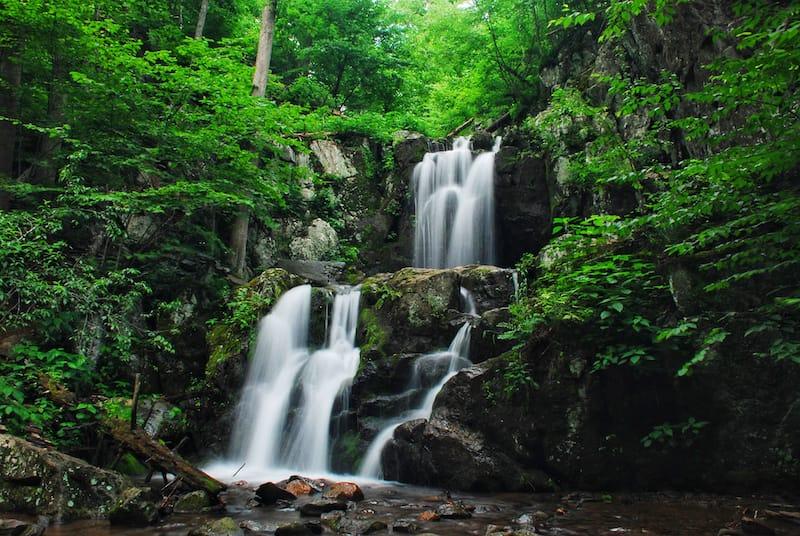 Doyles River Falls in SNP