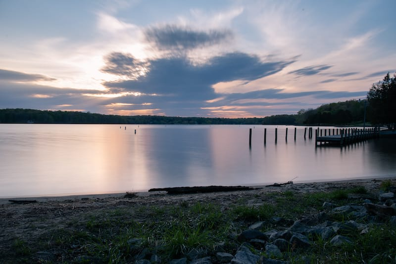 Lake Anna State Park Virginia