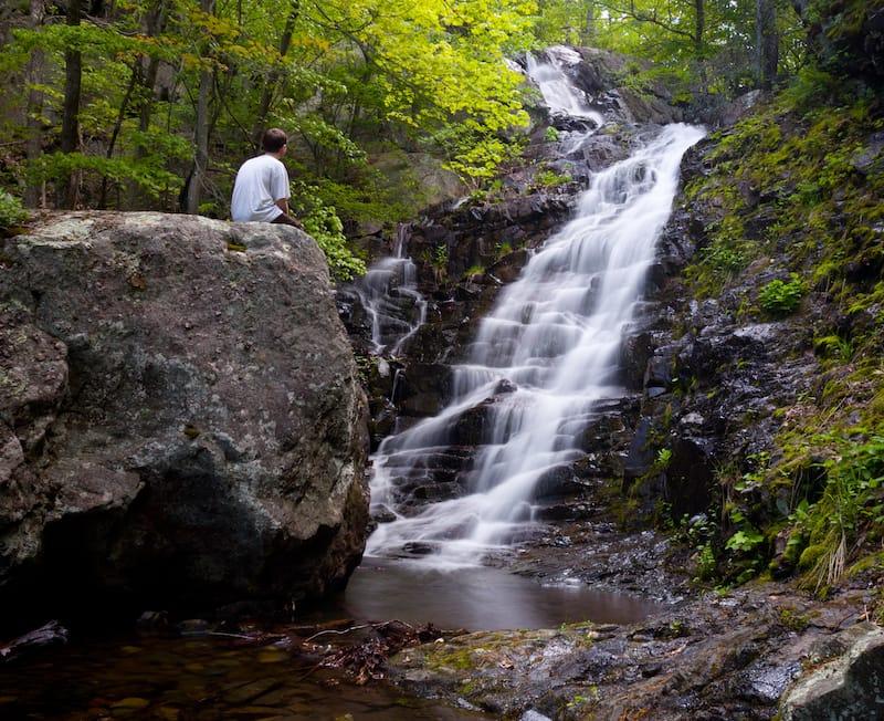 Overall run falls in the fallOverall Run waterfall