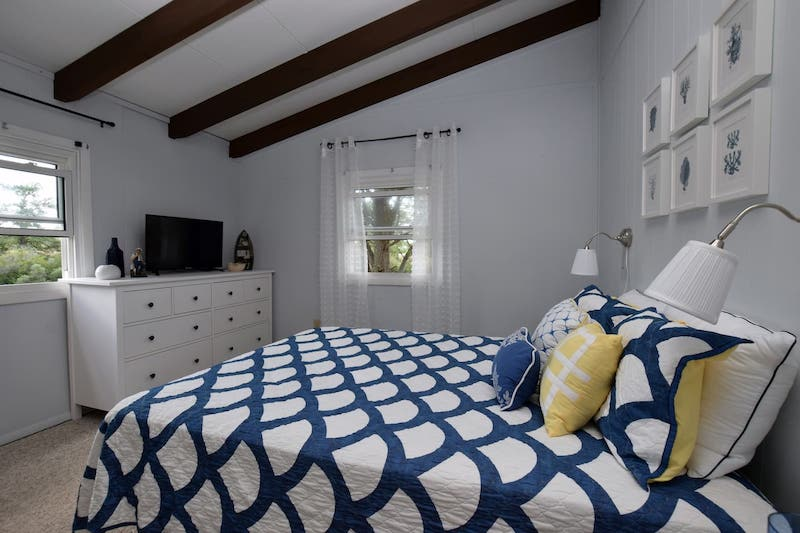 Room in a Chincoteague Airbnb