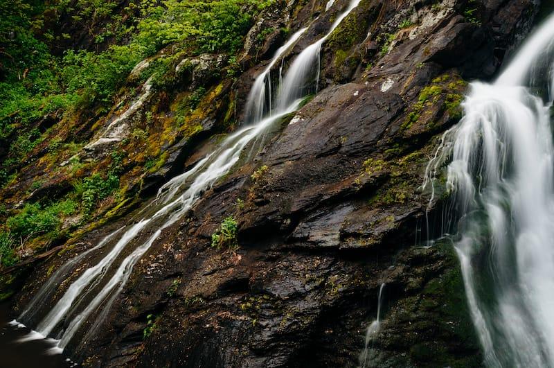 South River Falls in Shenandoah NP