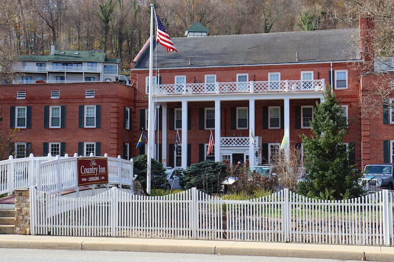 The Country Inn Hotel at Berkeley Springs WV