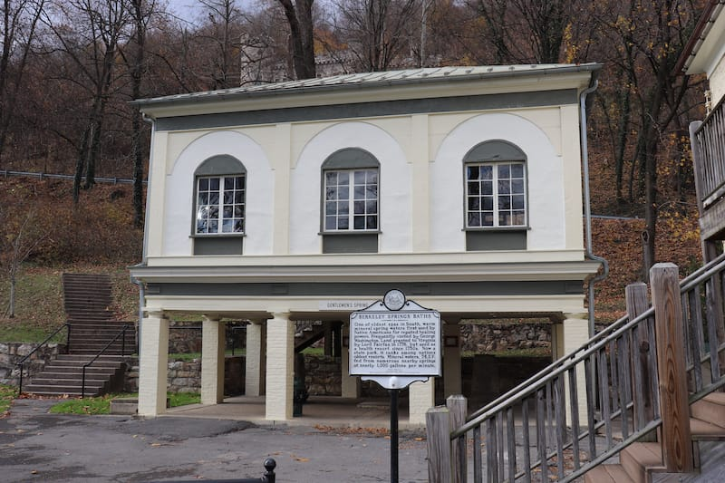 Things to do in Berkeley Springs WV