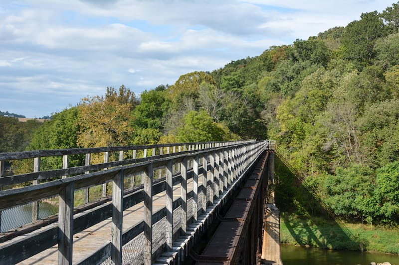 3 Nearby - New River Bike Trail in Galax