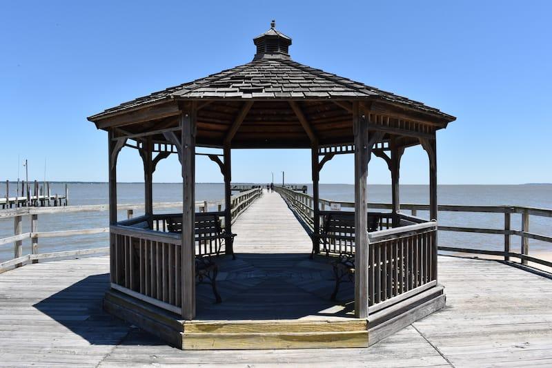 4 Nearby - Colonial Beach pier