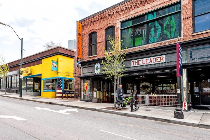Best Restaurants in Asheville NC