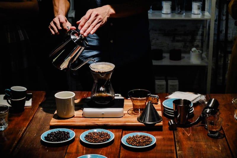 Best coffee shops in Alexandria VA