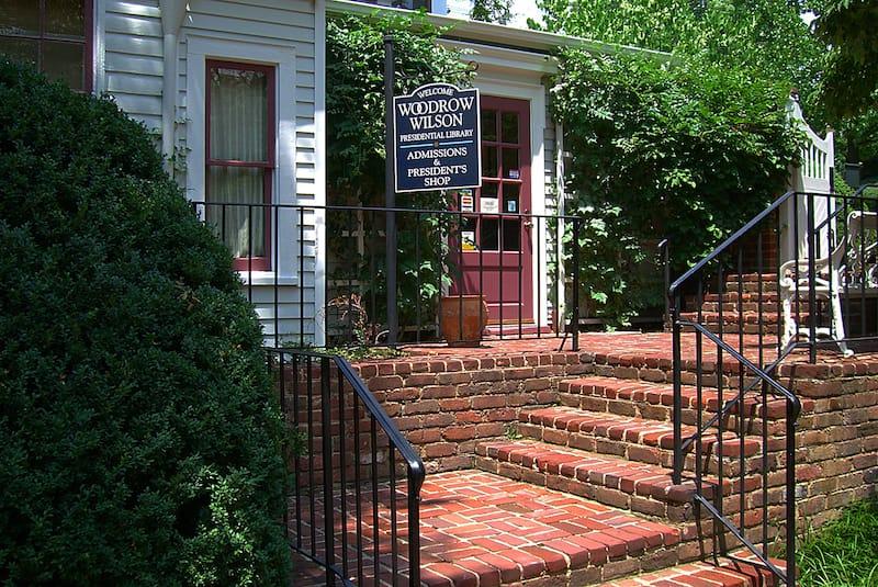 Birthplace of Woodrow Wilson