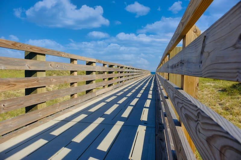 Boardwalk in Frisco