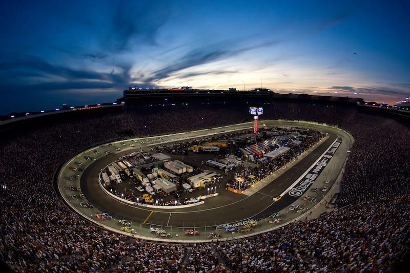 Bristol Motor Speedway // Editorial credit: Grindstone Media Group / Shutterstock.com