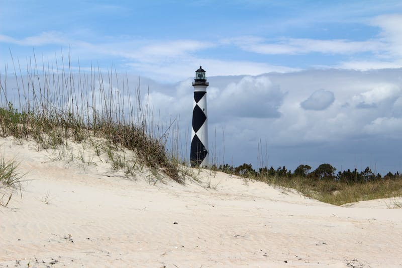 Cape Lookout Lighthouse 2