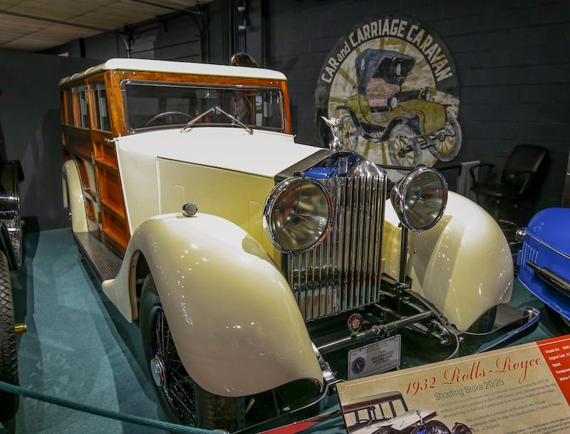 Car and Carriage Caravan
