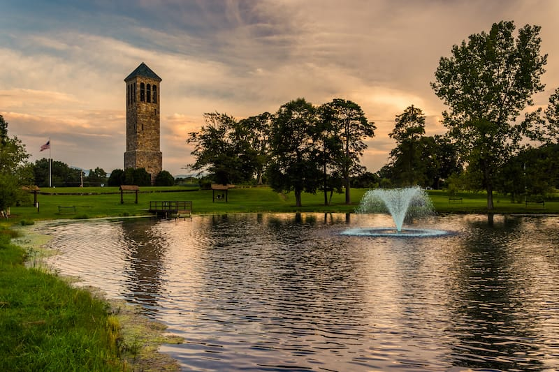 Carillon Park in Luray VA