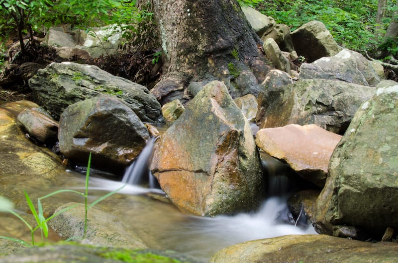 Glen Falls in Chattanooga