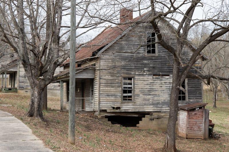 Henry River Mill Village