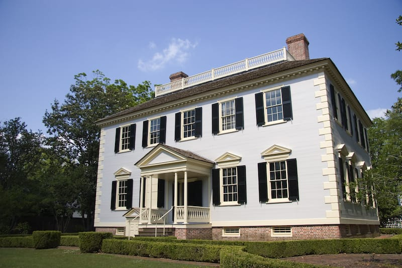 John Wright Stanly House in New Bern, North Carolina