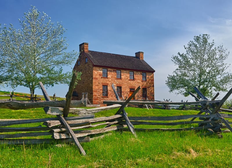 Manassas Virginia things to do