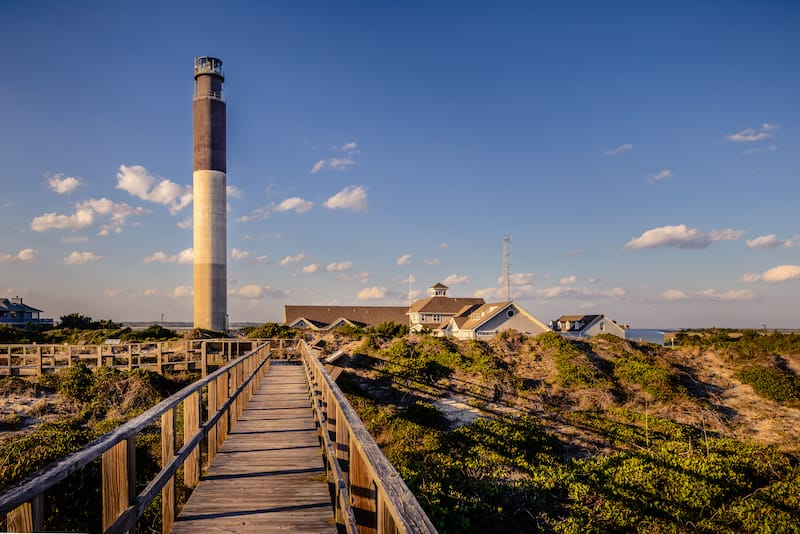 Oak Island Lighthouse 2