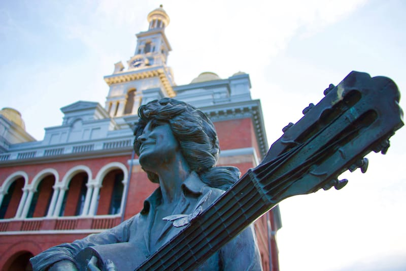 Sevierville Dolly Parton Statue