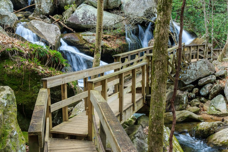 South Mountain State Park // Editorial credit: Nolichuckyjake / Shutterstock.com