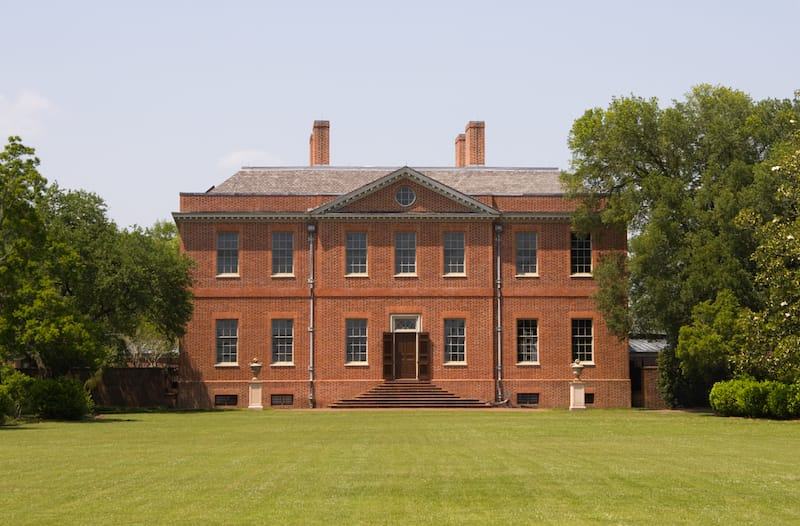 Tyron House in New Bern NC