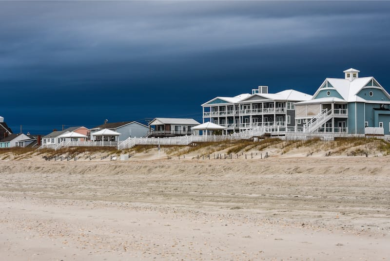 Vacation rentals in Emerald Isle NC