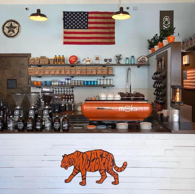 Cafe Moka in Virginia Beach