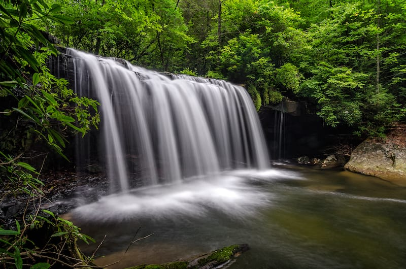 Best Kentucky Waterfalls