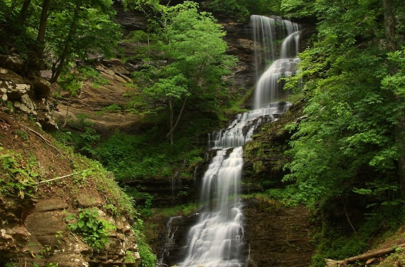 Cathedral Falls WV