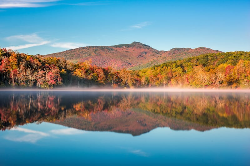 Grandfather Mountain - Best places to visit in North Carolina
